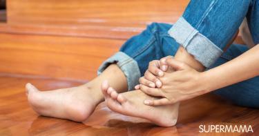 أعراض التهاب الأعصاب في القدم