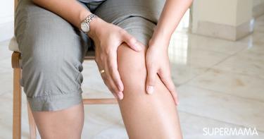 أسباب تورم الركبة