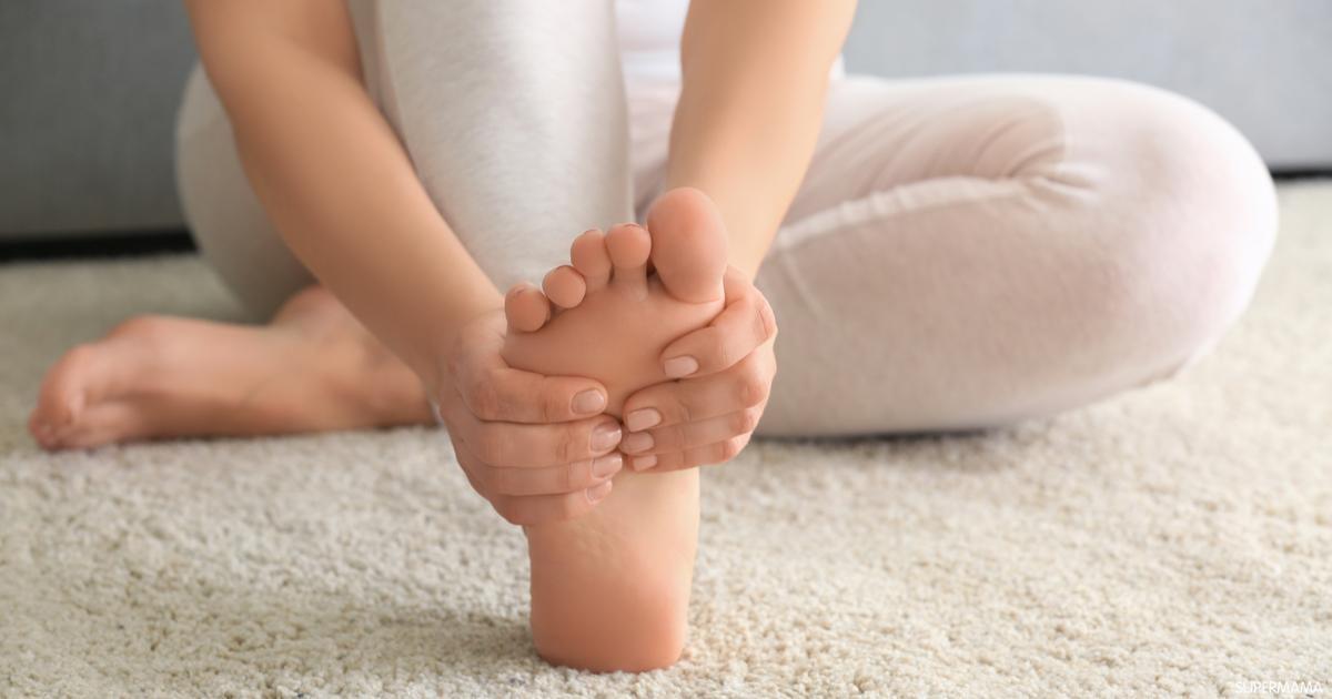 3 أسباب لألم باطن القدم سوبر ماما