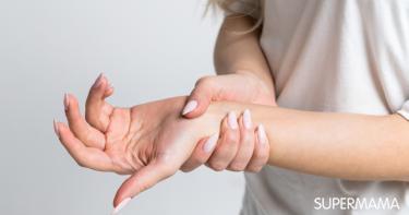 أعراض التهاب أوتار اليد