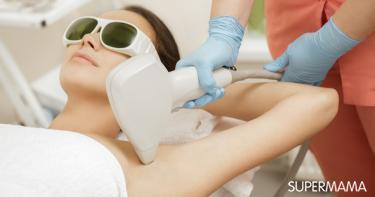 أفضل جهاز ليزر لإزالة الشعر في العيادات