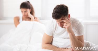 أسباب ارتخاء العضو الذكري خلال الجماع