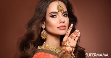 سر جمال شعر الهنديات