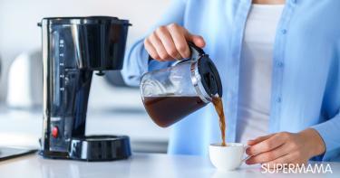 طريقة تنظيف ماكينة القهوة