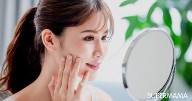 سر جمال بشرة الكوريات