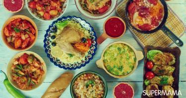 أكلات تونسية خفيفة