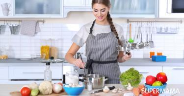 عادات خاطئة عند الطهي