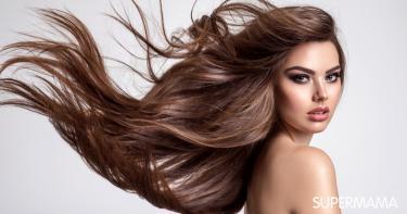شعر ناعم كالحرير