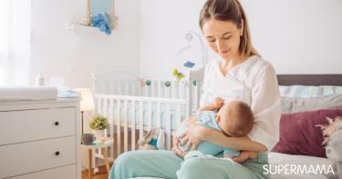 أضرار حليب الأم على الرضيع