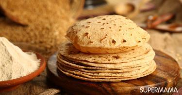 أنواع الخبز الهندي