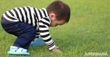 مشكلات المشي عند الأطفال