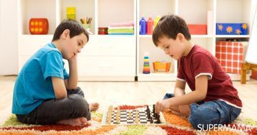 ألعاب منزلية للأطفال