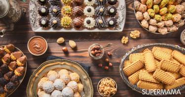 حلويات العيد الجديدة