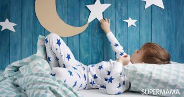 أسباب قلة النوم عند الأطفال