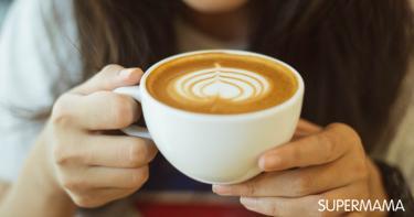 انواع القهوة في الكافيهات