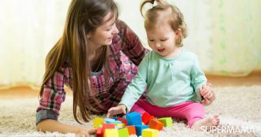 ماذا أعلم طفلي في عمر السنة والنصف