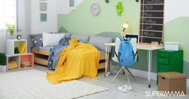 كيف أختار سجاد غرف نوم للأطفال