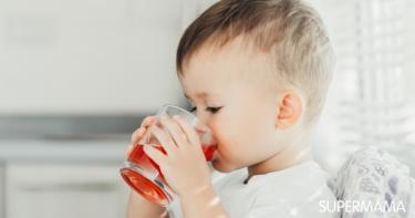 فوائد الرمان للأطفال الرضع