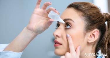 علاج التهاب جفن العين