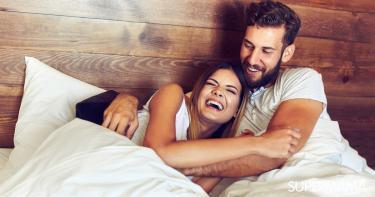 تأثير ضحكة المرأة على الرجل