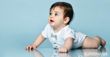 هل تأخر الجلوس عند الرضيع يدعو للقلق؟