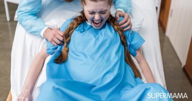 تأثير ولادة طفل كبير الحجم على الأم