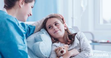 تحضير الطفل للعملية الجراحية