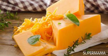 وصفات بالجبن الشيدر