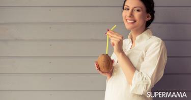 جوز الهند للحامل
