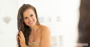 أفضل حمامات كريم للشعر الجاف والمتقصف