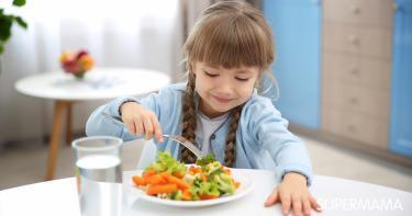 كيف تعرفين أن طفلكِ يأكل جيدًا