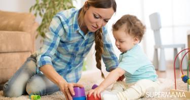 ماذا يتعلم الطفل في عمر سنتين
