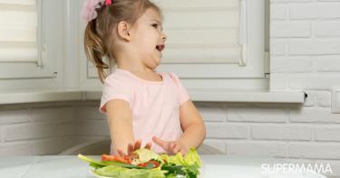 طفلي عمره ثلاث سنوات لا يأكل ماذا أفعل