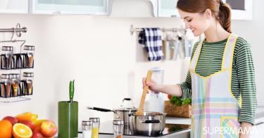 كيف أصبح طباخة ماهرة؟
