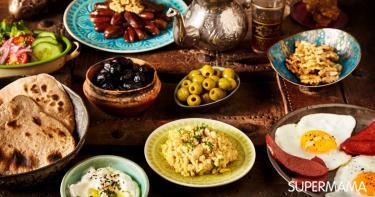 فطور صباحي مغربي