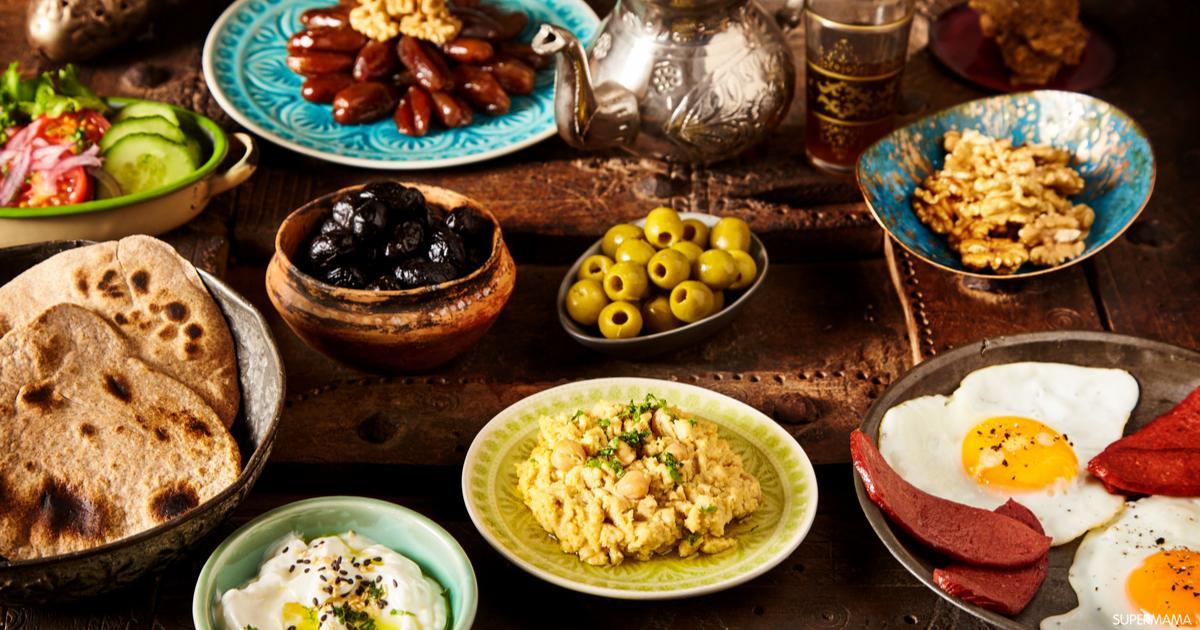 7 وصفات مميزة لفطور صباحي مغربي سوبر ماما