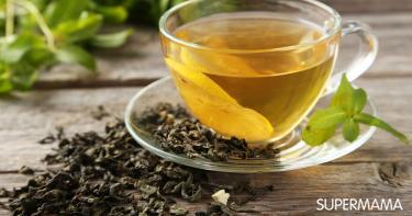 فوائد الشاي الأخضر للبشرة