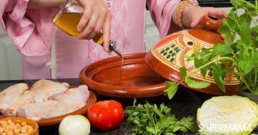 تعلم الطبخ المغربي للمبتدئين
