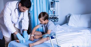 التئام العظام بشكل خاطئ عند الأطفال