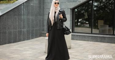 ملابس تناسب الطويلات المحجبات
