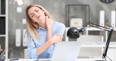أعراض ديسك الرقبة