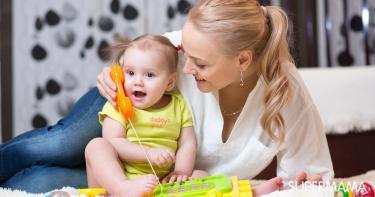 تطور الكلام عند الأطفال سنة ونصف