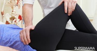علاج ألم الورك بالتمارين