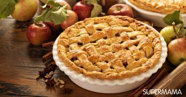 طريقة عمل حلويات بالتفاح