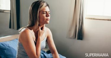 أسباب جفاف الفم والحلق أثناء النوم