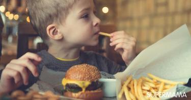 أكل الأطفال الجاهز