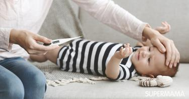 أعراض الكورونا في الأطفال الرضع