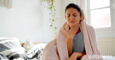 ما أنواع التهاب الحنجرة