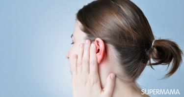 علاج التهاب الأذن عند الكبار