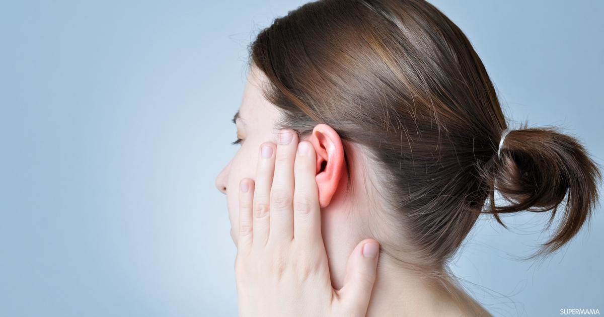 ما علاج التهاب الأذن عند الكبار سوبر ماما